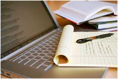 сочинение, письмо, ручка, тетрадь