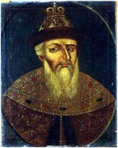 портрет Ивана 3