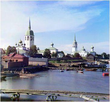 Старинная Ладога. Отсюда начиналась Древняя Русь.