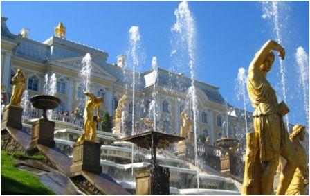 Санкт-Петербург- один из красивейших городов мира.