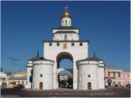 Владимир - столица Московского княжества.