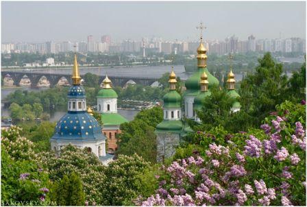 Киев-« матерь городов русских», по словам князя Олега.