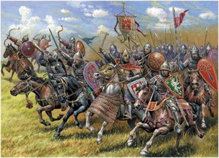 Битва на реке Альте, 1019