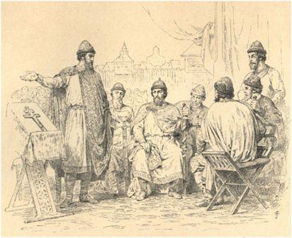 Великий князь Святополк II Изяславич