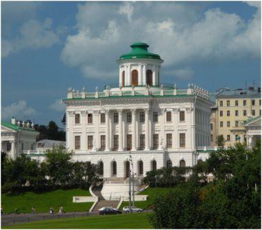 Дом Пашкова, 1786