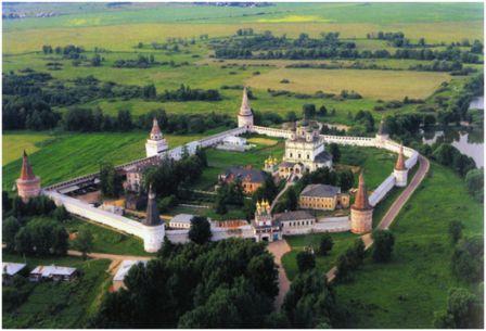 Иосифо-Волоколамский ( или иосифо-Волоцкий)  монастырь